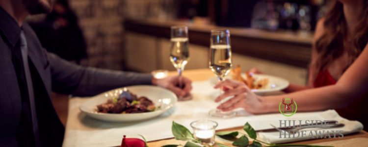 5 Romantic Restaurants for Celebrating Valentine's Day in Amish Country